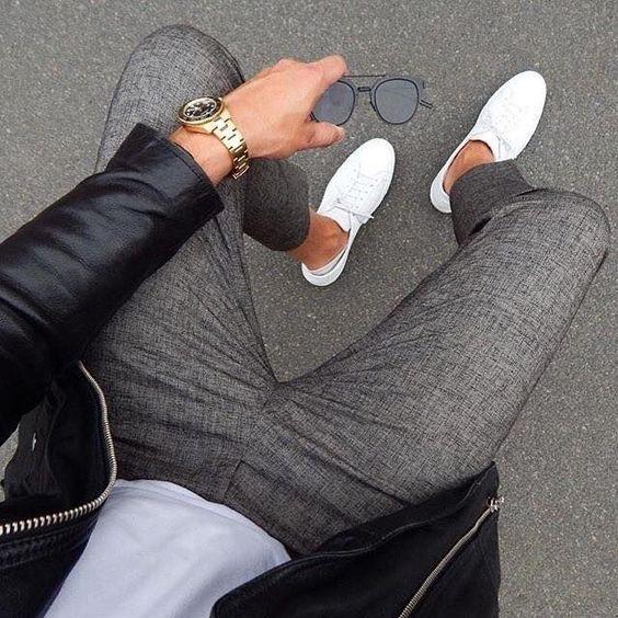 男-色気-服装