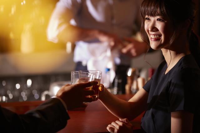 飲み会-デート