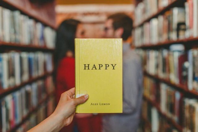 頭撫でられる-幸せ